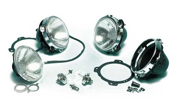 Triumph Stag Headlamp Units (Glass Bowl only)