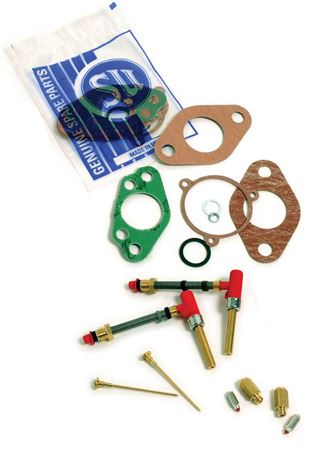 Triumph Spitfire Overhaul and Rebuild Kits - HS4 (1 1/2 inch) Carbs