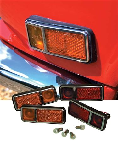 Triumph Spitfire Cruise Lights (Front & Rear)