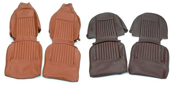 Triumph Spitfire MkIV Seat Cover Kits and Foams