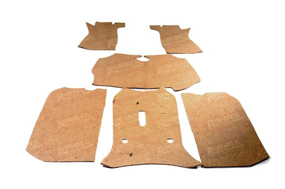 Triumph Spitfire Carpet Accessories - All Models
