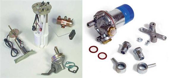 Triumph TR8 V8 Fuel Pump (All Applications) - Carb Engines
