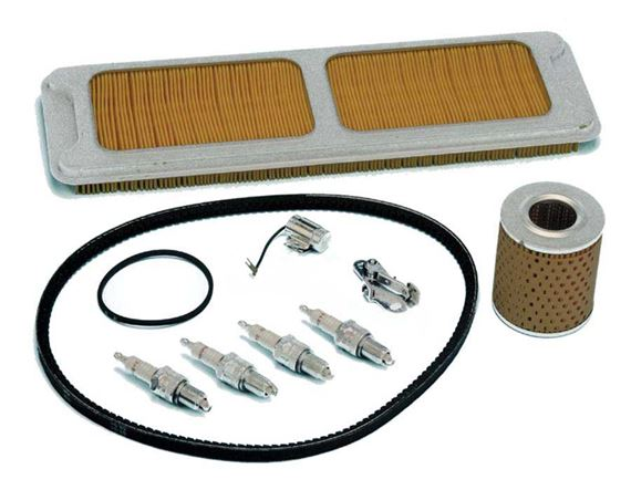 Engine Service Kit with Standard Oil Filter
