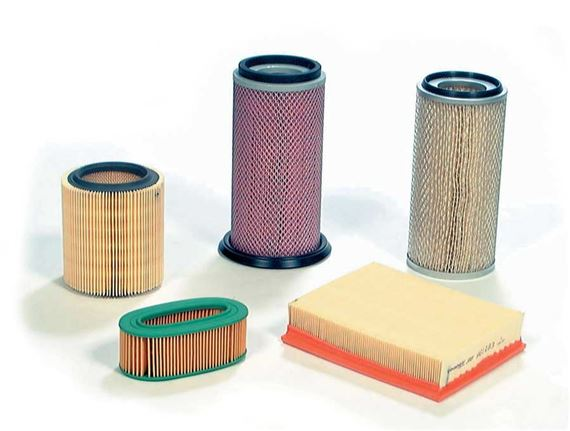 Triumph TR8 V8 Air Filters - Standard