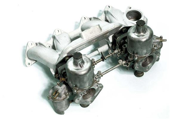 Triumph TR7 16v Carb/Manifold Conversion
