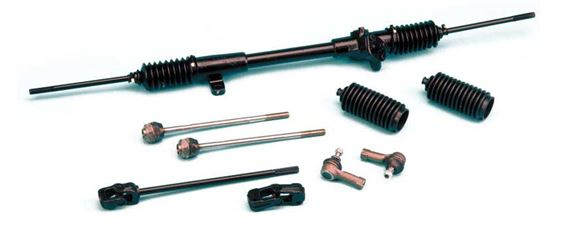Triumph TR7 Steering Rack and Fittings