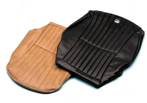 Triumph TR7 Original Seat Trim Covers - Vinyl with Vertical Pleats