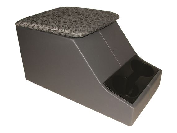 Britpart Cubby Boxes and Interior Security - Defender