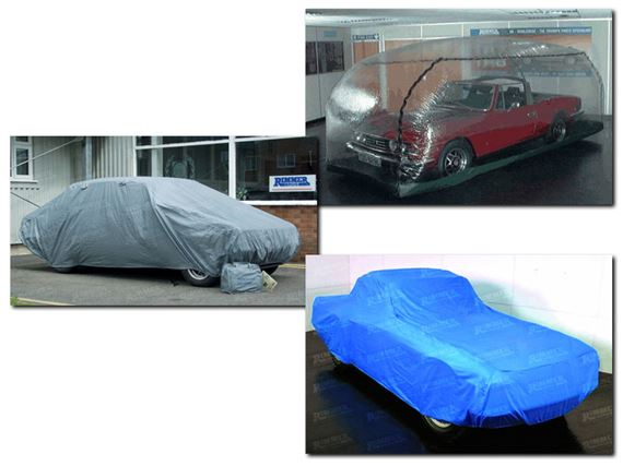 Triumph TR2-5 Car Covers