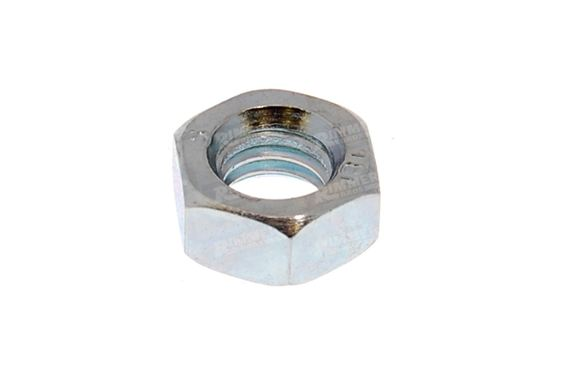 MGF and MG TF Steel Nuts - Plain NON Locking - Metric