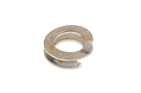 Spring Type Locking Washers - Double Coil