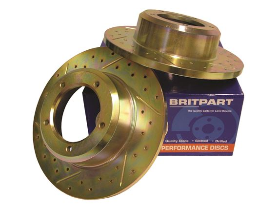 Britpart Performance Brake Discs