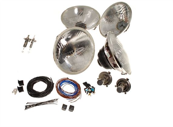 Triumph Vitesse Halogen Headlamp Conversion Kit