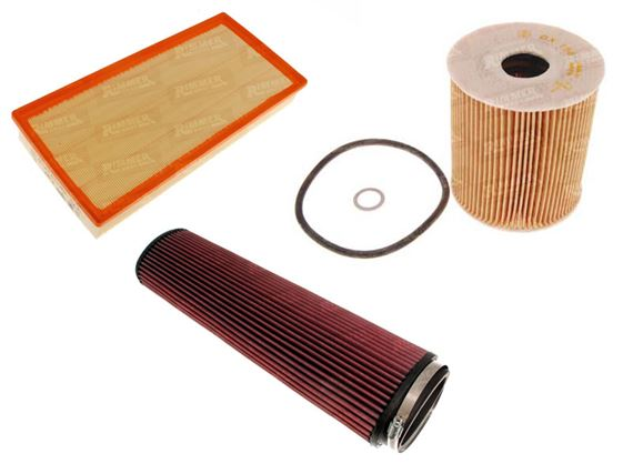 Range Rover 3 Air Filters