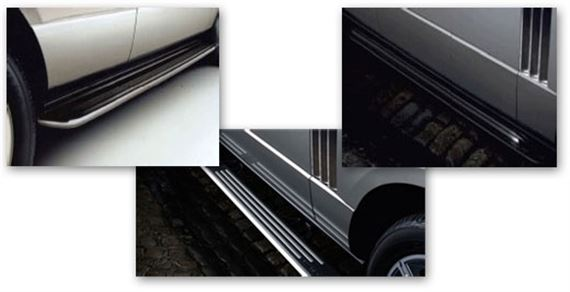 Range Rover 3 Side Steps