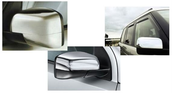 Range Rover 3 Door Mirrors