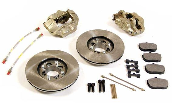 Triumph TR8 Uprated Brake Kit