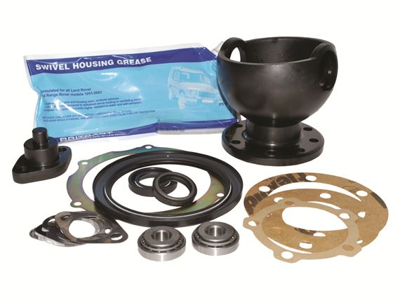 Range Rover Classic Britpart Swivel Housing Rebuild and Repair Kits