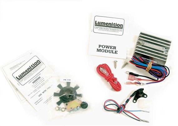 Rover SD1 Lumenition Kits