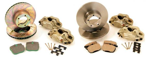 Rover SD1 4 Pot Brake Kits