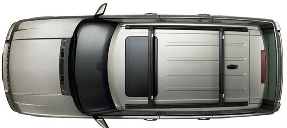 Range Rover 2 Roof Rails