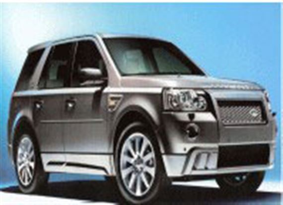 Freelander 2 Body Styling Kits