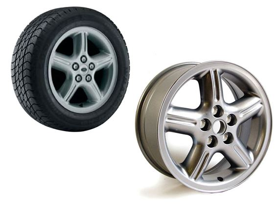 Discovery 2 Alloy Wheel and Tyre Packages - ProSport