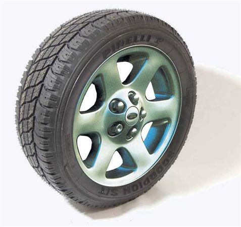 Discovery 2 Alloy Wheel and Tyre Packages - Comet