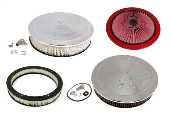 Rover V8 4 Barrel Air Cleaners