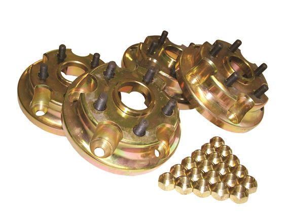 Britpart Wheel Spacers, Adaptors and Tools
