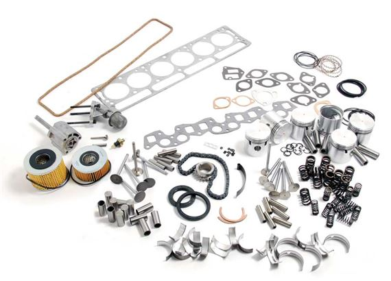 Triumph Vitesse Short Engine Rebuild Kit