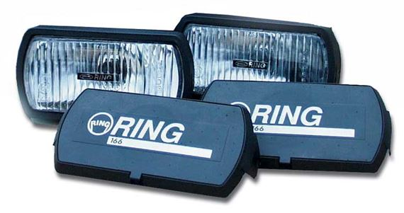 Triumph Vitesse Fog Lights & Driving Lights