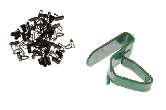 Triumph Vitesse Fasteners and Fixing Clips