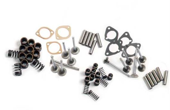 Triumph GT6 Valves and Guides