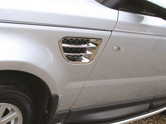 Britpart Vehicle Enhancements - Range Rover Sport