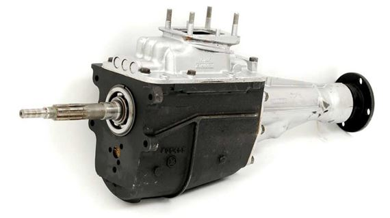 Triumph GT6 Gearbox and Overdrive Units