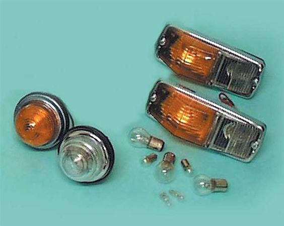 Triumph GT6 Front Side/Flasher Lamps
