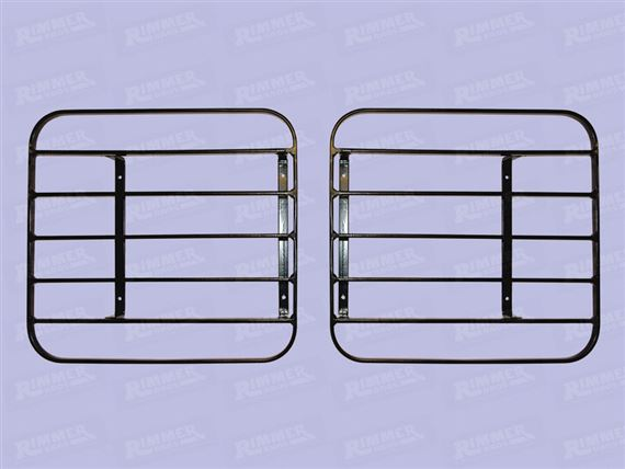 Series 2 and 3 Lamp Guards