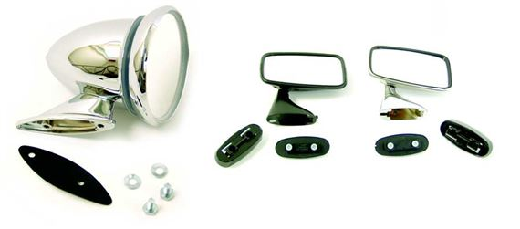 Triumph Dolomite and Sprint Door Mirrors