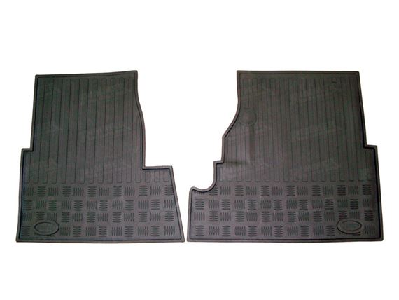 Series 2 and 3 Floor Mats