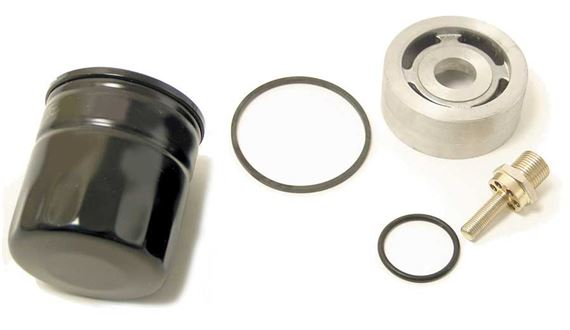 Triumph Dolomite and Sprint Spin-On Oil Filter Conversion - Sprint/1850