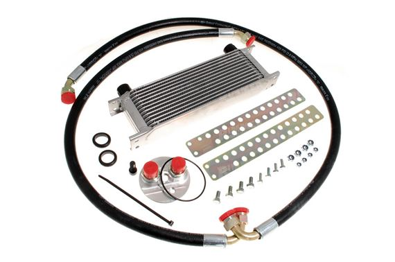 Triumph Dolomite and Sprint Oil Cooler Kit