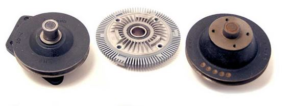 Triumph Dolomite and Sprint Cooling Fan and Viscous Coupling