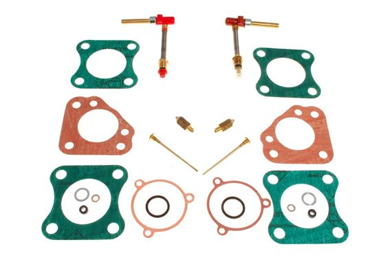Triumph Dolomite and Sprint Carburettor Overhaul Kits
