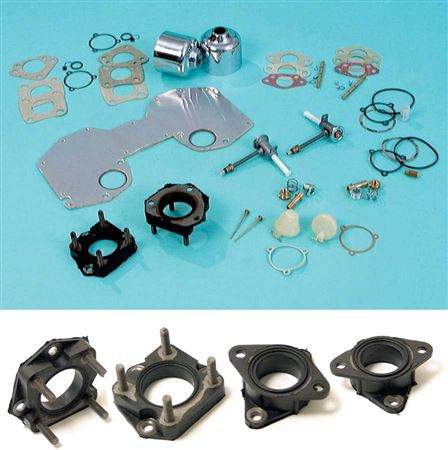 Triumph Dolomite and Sprint Carburettor Components