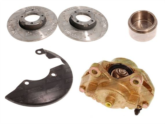Triumph Dolomite and Sprint Front Brakes