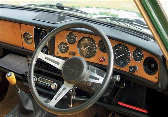 Klassieker Triumph Dolomite Sprint Autoblog Nl