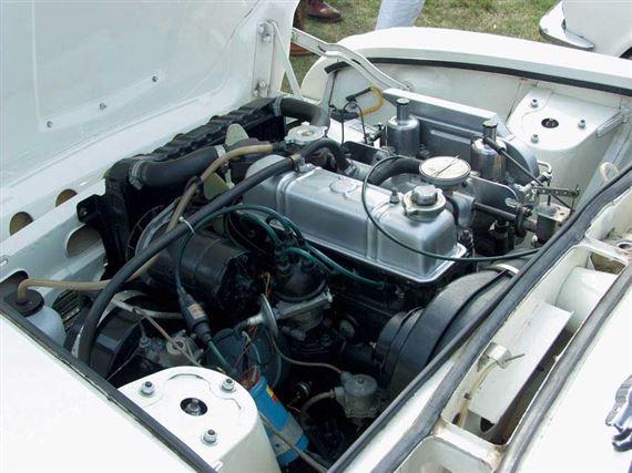 Triumph Toledo 1300 1971-1976 throttle cable
