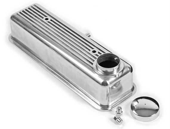 Triumph Dolomite & Sprint Alloy Rocker Cover