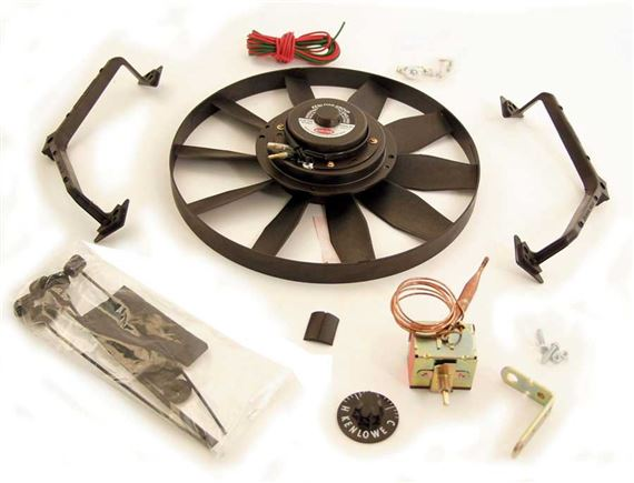 Triumph 2000/2500/2.5Pi Cooling Fans and Coupling
